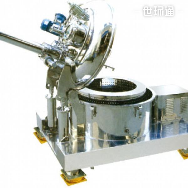 LGZ/PGZ平板式全自动刮刀下部卸料离心机