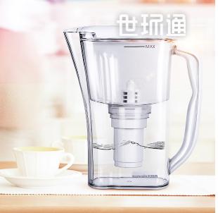 净水器滤水壶家用便携净水杯无废水即滤即用净水机