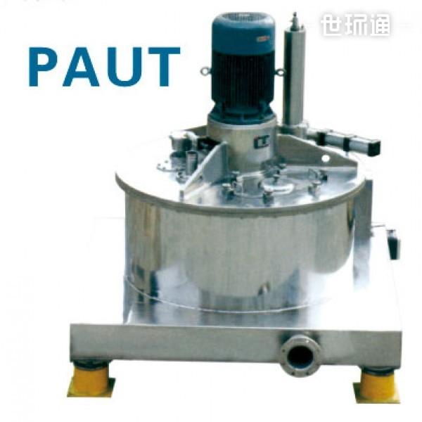 PAUT/AUT上悬式刮刀卸料自动离心机