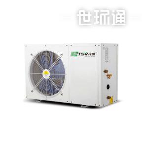 1P/1.5P/2P水循环主机 家用空气能热泵热水机