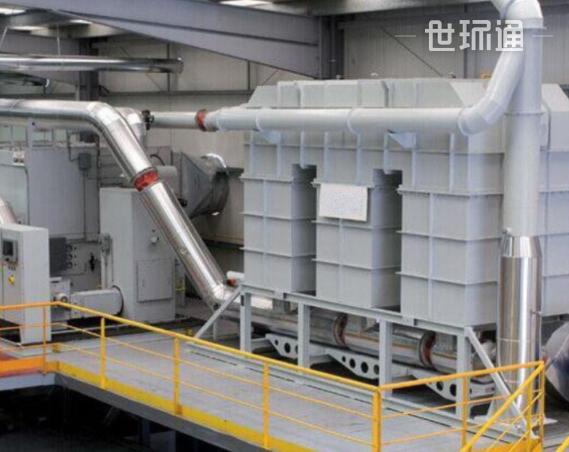 蓄热式催化氧化装置