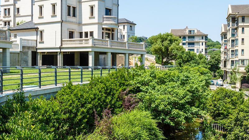 绿色建筑致力打造房地产高质量绿色样板