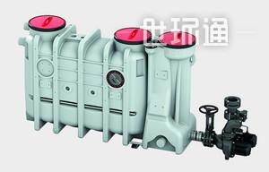 集成式油脂分离提升装置 LipuSmart系列