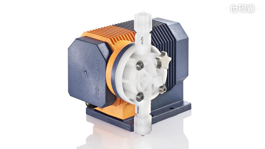 alpha 电机驱动计量泵