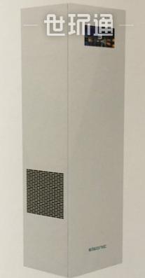 亿林elsonicEL-GS350/500 智能全热交换柜式新风机