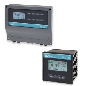 CL6587/CL7687系列B&C余氯、水中臭氧检测仪