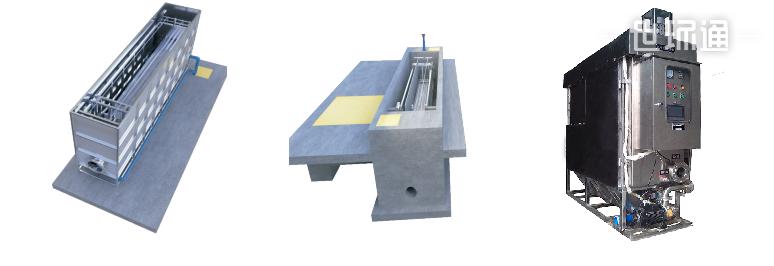 纤维板框微滤机(或纤维板框微滤滤池装置)