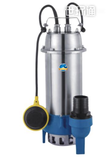 WQD污水污物潜水电泵