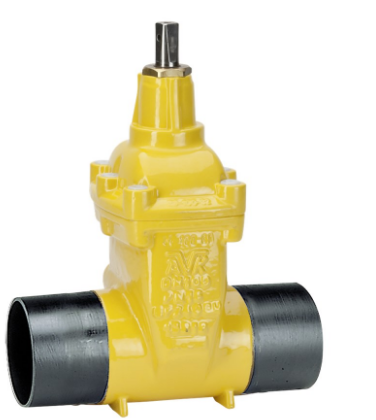 AVK短体焊接端口闸阀