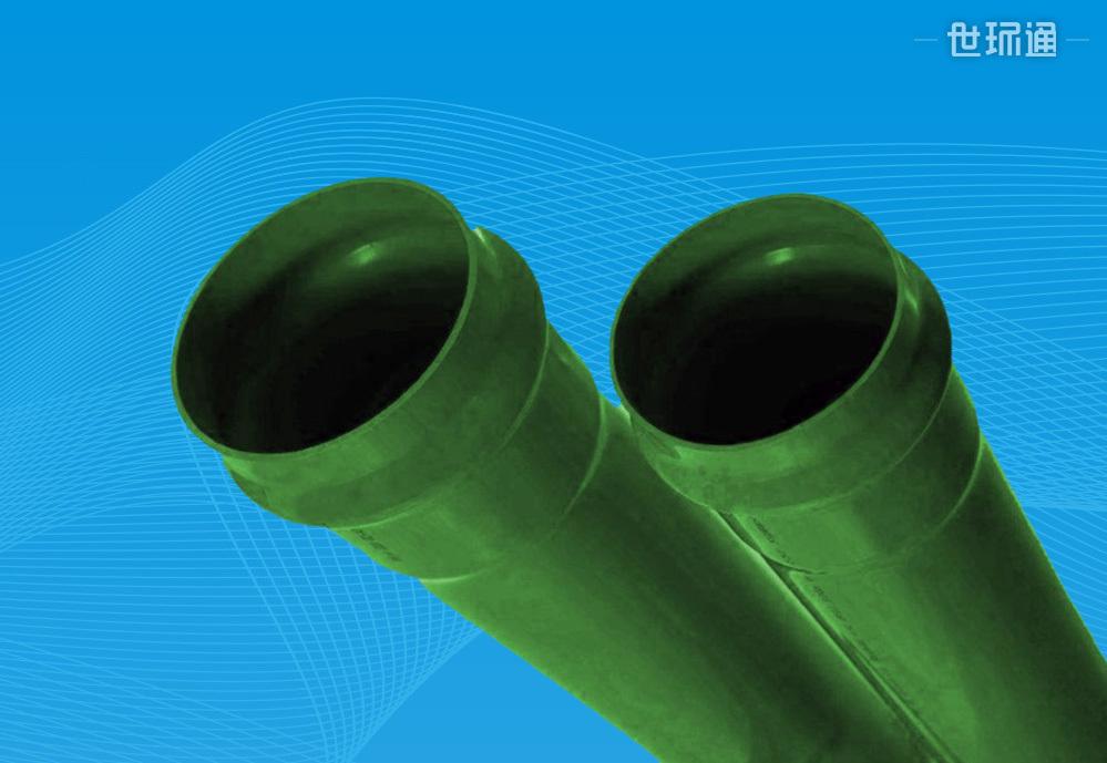 给水用硬聚氯乙烯管(PVC-O)