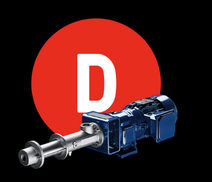 D 计量泵
