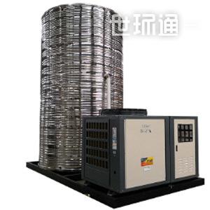 空气能一体式热泵机组
