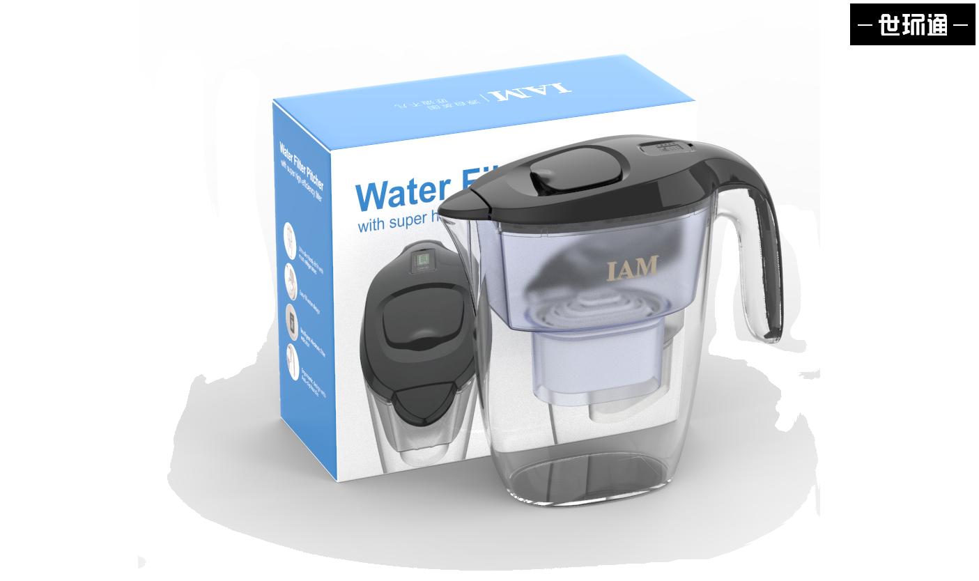 IAM净水壶 IWP5