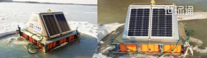 三泰浮台/浮标式水质分析仪 MP1800C