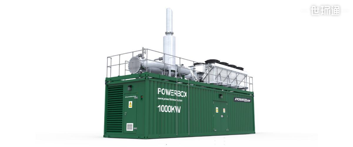 CG系列 50-1000kWe