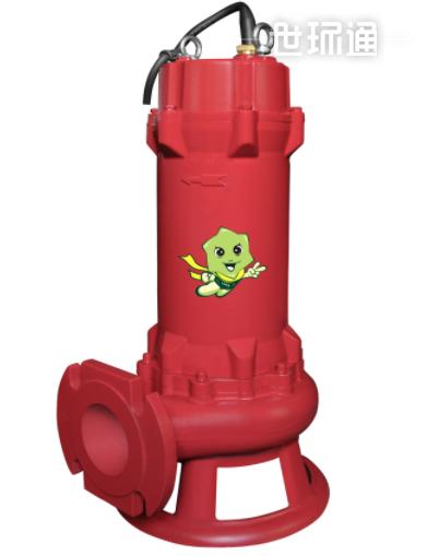 GNWQ 切割型污水污物潜水电泵