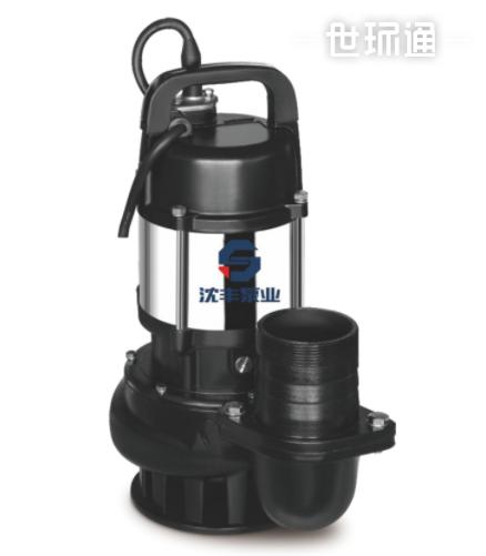 沈丰智能永磁直流潜水电泵