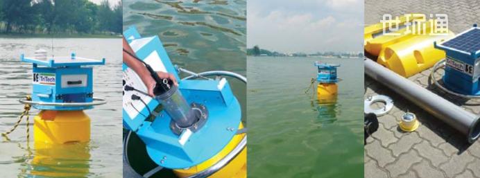 三泰水质监测浮筒MB90-A