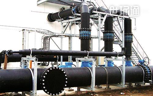 工业管道系统