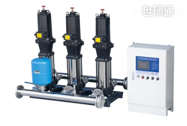 HQPD静音型 恒压变频供水设备
