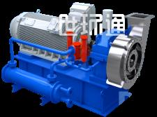 离心式蒸汽压缩机(高温升)