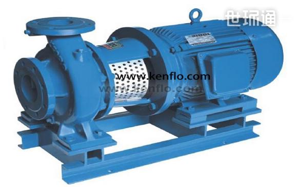 ISZ直联式单吸离心泵