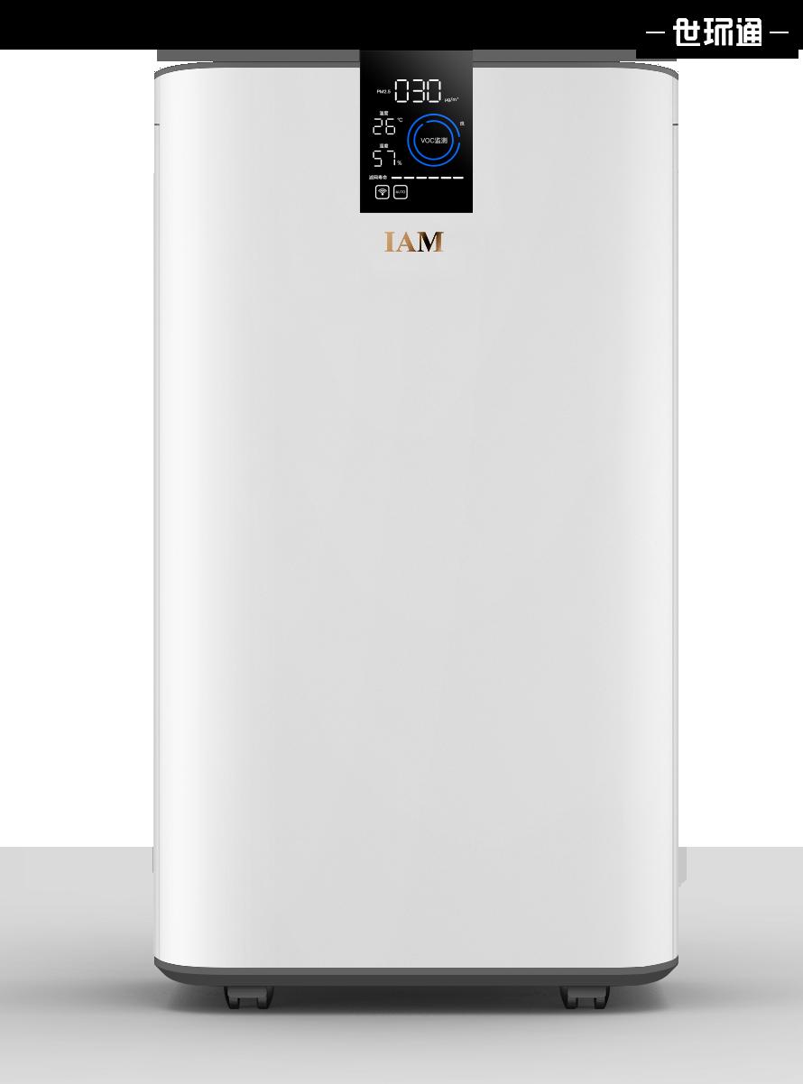 IAM空气净化器 KJ580F