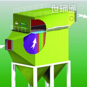 PM2.5预荷电袋式除尘技术