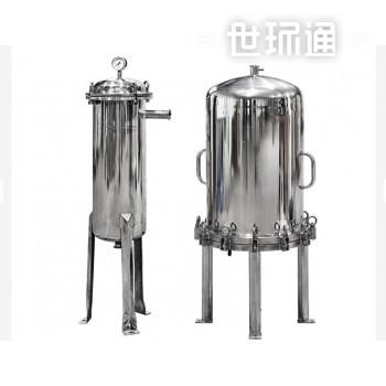 工厂现货不锈钢袋式过滤器 定制袋式过滤器 多袋单袋过滤器