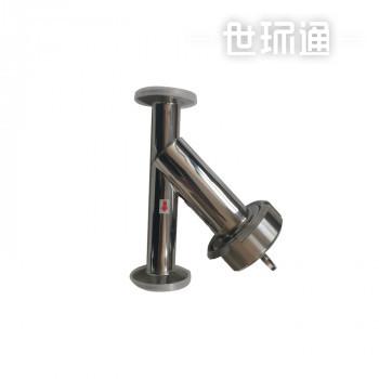 不锈钢管道Y型过滤器 管道杂质过滤 定制精度