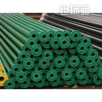 聚乙烯涂塑复合钢管