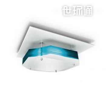 吊顶式上层空气UV-C消毒系统