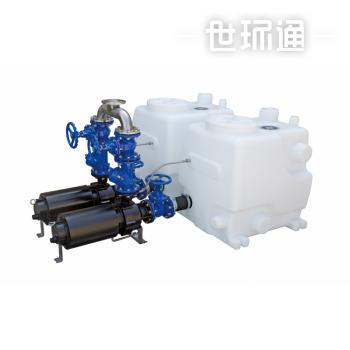 Yonidan外置卧式系列污水提升泵站