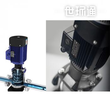 CDL(F)立式不锈钢多级离心泵