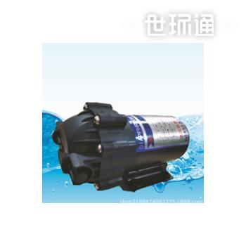 100G自吸增压RO机水泵
