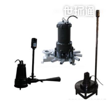 QXB型潜水曝气机 潜水离心曝气机 增氧曝气设备