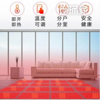 电热地暖板