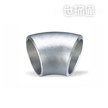 304不锈钢弯头管件焊接弯头内外面打磨抛光厚壁冲压弯头