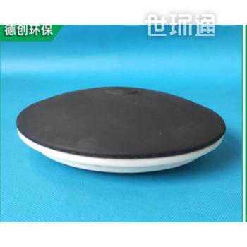 好氧池曝气头橡胶膜片式微孔曝气盘