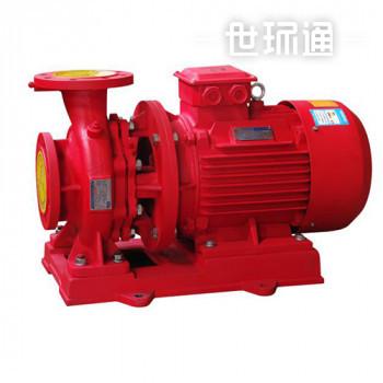 卧式单级消防泵组