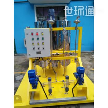 PAC/PAM自动加药装置,加酸加碱一体化自动加药装置