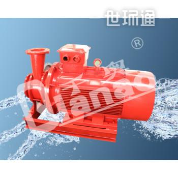 XBD-HW卧式恒压消防泵