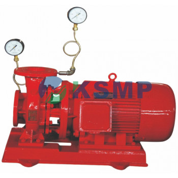 XBDW卧式单级消防泵系列