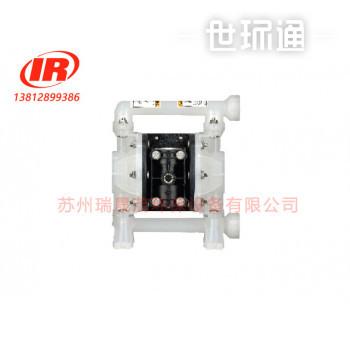 3/8寸非金属型英格索兰气动隔膜泵