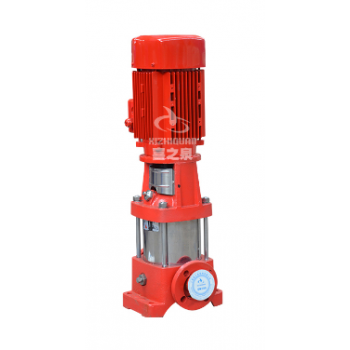 XBD-CDL立式多级消防泵组