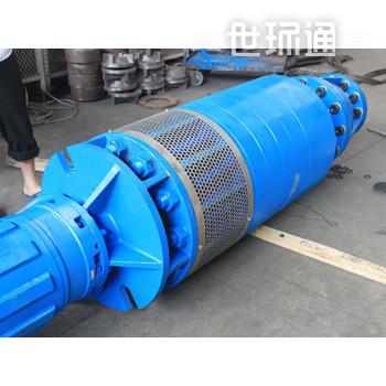 QKSG-D单吸矿用潜水泵