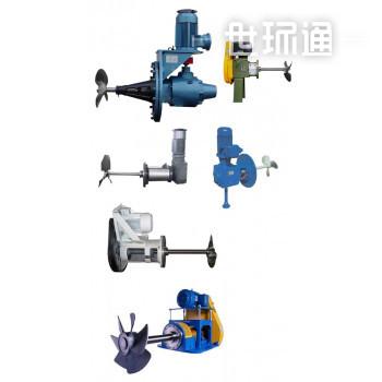 侧入式搅拌器(推进式搅拌器)