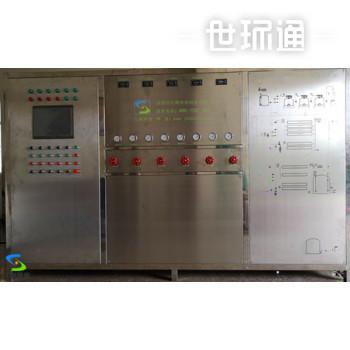 0.5-2吨柜式EDI超纯水设备
