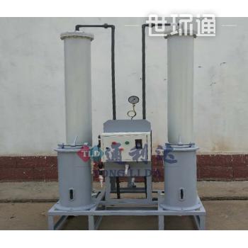 1T/H全自动软化水设备