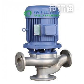 GW型不锈钢防爆管道排污泵
